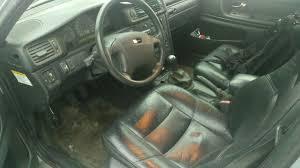 1999 Volvo S70 Interior 1999 Volvo V70 2 4 5 Speed