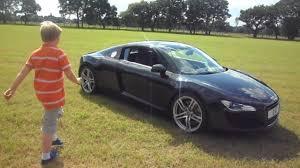 Audi R8 Drift - audi r8 ile drift yapan 11 yaşındaki çocuk izlesene com
