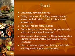 fall holidays columbus day thanksgiving day ppt