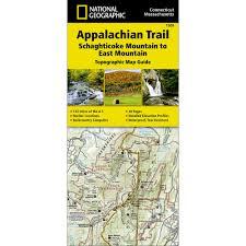 Appalachian Trail Map Pennsylvania by 1508 Appalachian Trail Delaware Water Gap To Schaghticoke