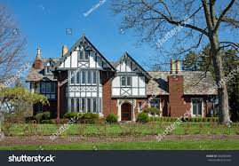tudor home fancy english tudor house stock photo 634049099 shutterstock