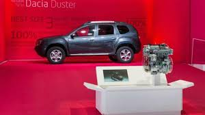 renault duster 2013 2014 dacia duster facelift presented at frankfurt motor show
