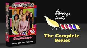 the partridge family complete series dvd