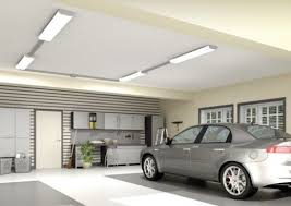 garage fluorescent light fixture led light design deluxe led garage light best collection led garage