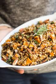 healthy vegetarian thanksgiving recipes easy quinoa stuffing recipe simply quinoa