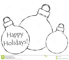 christmas ornaments illustration stock photos image 10795453