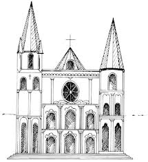 how to draw cathedrals howstuffworks