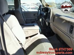 Chevy Silverado Truck Parts Used - used 2001 chevrolet silverado 1500 5 3l parts sacramento