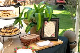 Table De Cuisine Vintage by Vintage Hawaiian Luau Bridal Shower