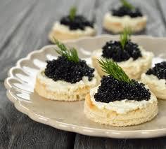 caviar recettes cuisine recette gaufres de pommes de terre au caviar osciètre