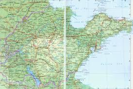 Map Qu Shandong Map Provincial Map Of Shandong China China Travel Map