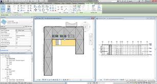 Floor Plan Objects How To Fade Far Objects In Revit Elevation View Cadnotes