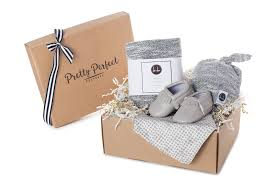 Gender Neutral Gifts by Baby Shower Gifts Pretty Perfect Packages