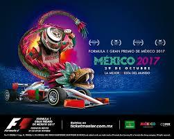 mexico gp poster looking badass formula1
