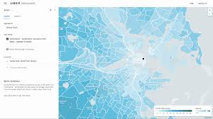 turquoise jeep gif uber movement is a traffic planning tool for cities and data geeks