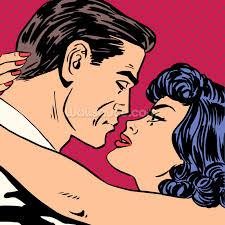 pop art kiss wallpaper wall mural wallsauce usa pop art kiss wall mural photo wallpaper