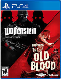video games amazon black friday amazon com wolfenstein the two pack playstation 4 video games
