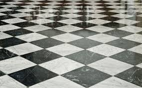 Black White Bathroom Tile Black And White Marble Floor Stock Photo Picture And Royalty Free