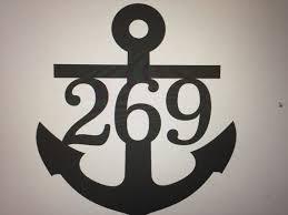 best 25 address signs ideas on address numbers diy