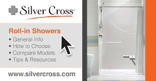roll in showers general information silver cross