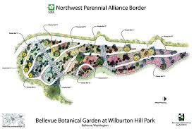 Flower Bed Plan - perennial flower garden design plans decorating clear