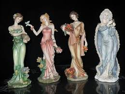 home interior ebay 103 best collectible figurines images on drawing