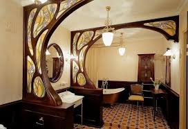 jugendstil badezimmer wohnen wie ein aristokrat jugendstil merkmale in der einrichtung