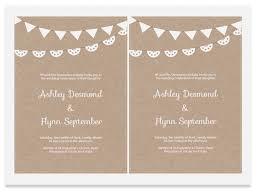 wedding invitations paper printable wedding invitation template