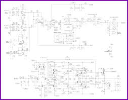 car amplifier circuit diagram electrical diagram