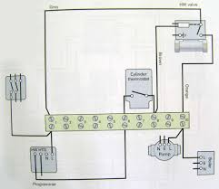 y plan central heating system and wiring diagram for 3 port