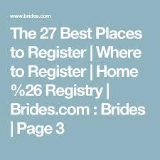 best wedding gift registry the 25 best wedding gift registry ideas on gift
