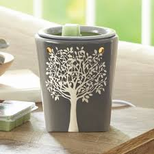 better homes and garden full size warmer sculpted tree walmart com