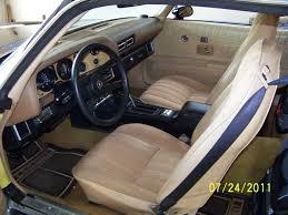 1999 Camaro Interior 1976 Chevrolet Camaro Interior Pictures Cargurus