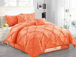 Orange King Size Duvet Covers Pintuck Comforter Sets Sale U2013 Ease Bedding With Style