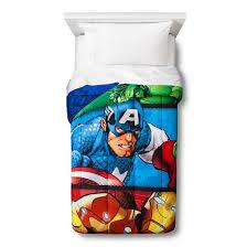 Superhero Bedding Twin Marvel Avengers Bedding Target