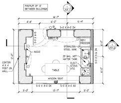 Kitchen Plan Design Kitchen Floor Plan Decobizz