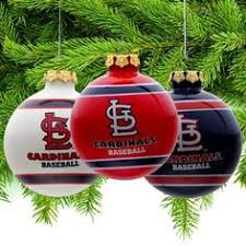 st louis cardinals decorations cards tree
