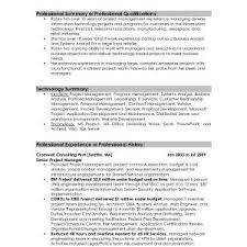summary on a resume exles professional summary exles for a resume archives gotraffic co