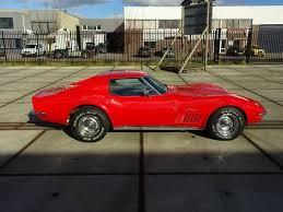 corvette cabrio chevrolet corvette targa t top cabrio c3 350ci v8 1971 aydın
