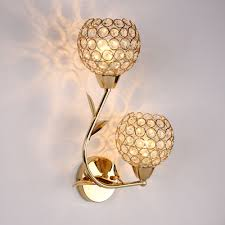 Crystal Wall Sconces by Online Buy Wholesale Wall Sconces Crystal From China Wall Sconces