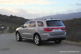 review 2014 dodge durango limited v8 with video the truth