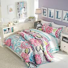 Teen Floral Bedding Gemma Floral Quilt Sham Pbteen