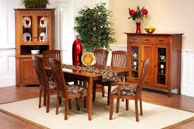 Dining Room With China Cabinet by 5 Alternatives To A Large China Cabinet The Amish Home
