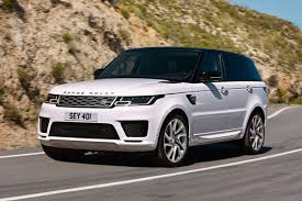 range rover sport white 2017 range rover sport 2018 revealed ahead of april launch car news