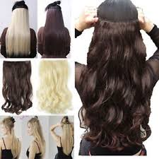 clip in hair extensions uk uk seller clip in hair extensions one half real