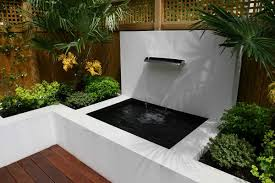 Backyard Planter Designs by Lawn U0026 Garden Incredible Small Gardens Design Ideas In Backyard
