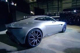 Aston Martin Db10 James Bond S Car From Spectre 007 U0027s Aston Martin Db10 Is A Natural Fit Autocar