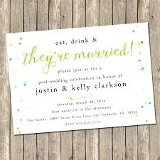 reception only invitation wording fresh wedding reception only invitation wording for shop wedding