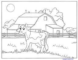 farm colouring pages kids coloring farm coloring