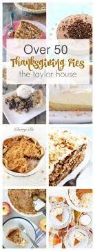 thanksgiving pie recipes thanksgiving pies